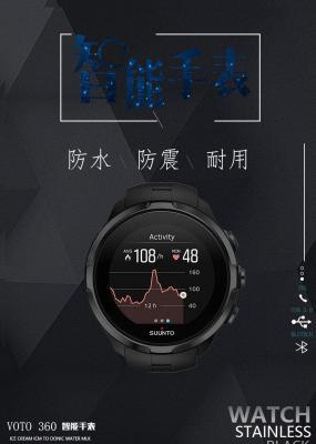 2VOTO智能手表详情页策划设计